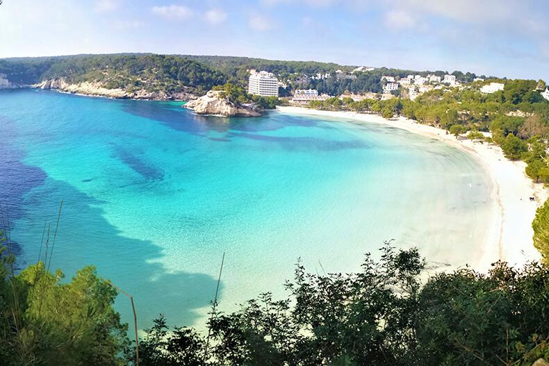 Cala galdana - Addaia Charters Menorca
