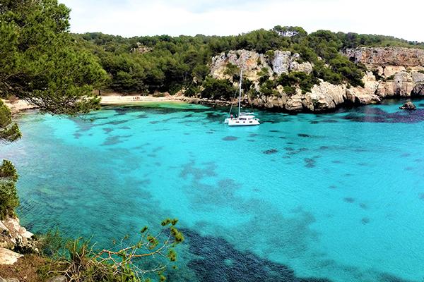 Experiencia 2 días navegando - Addaia Chartes Menorca
