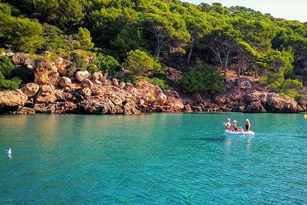 Ruta Costa Norte - Addaia Charters Menorca