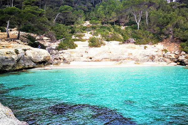 Ruta Costa Sur - Addaia Charters Menorca