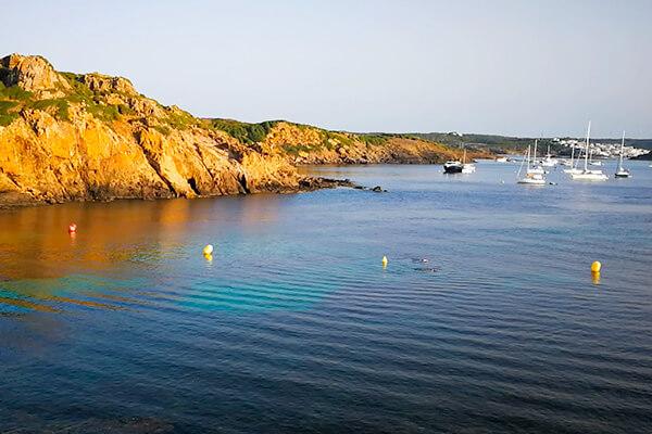 Ruta Illa de'n Colom - Addaia Charters Menorca