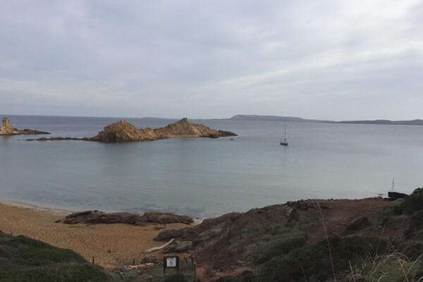 Ruta Pregonda Isla de Menorca - Addaia Charters