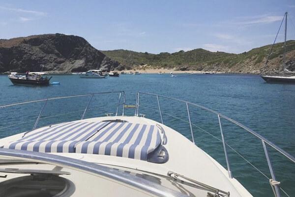 Ruta Vuelta a la Isla - Addaia Charters Menorca