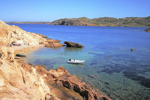 Alquiler embarcación Kate - Addaia Charters Menorca