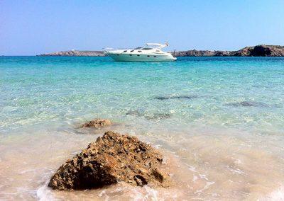 Location de bateau de croisière avec skipper - Addaia Charters